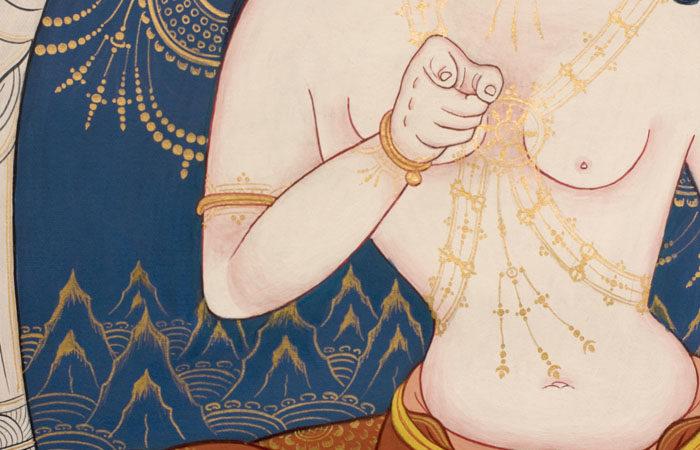 Trasmissione Mondiale Guru Yoga